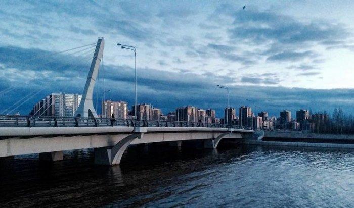 Намитинге против «моста Кадырова» вПетербурге собрали 1400подписей
