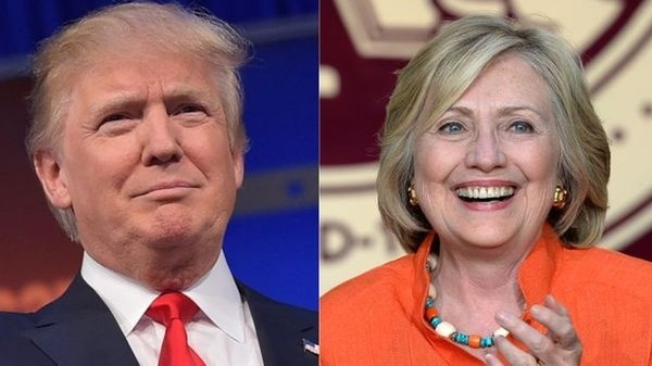В США Трамп и Клинтон лидируют на праймериз в «супервторник»