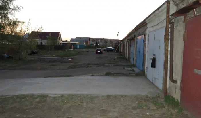 В Ангарске задержаны двое мужчин, подозреваемых в кражах из гаражей