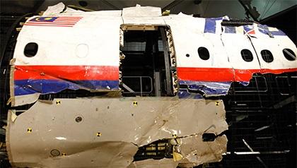 У частного детектива из Германии изъяли документы о крушении MH17