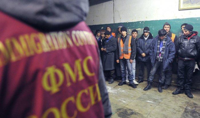 Иркутский предприниматель наказан занарушение миграционного законодательства