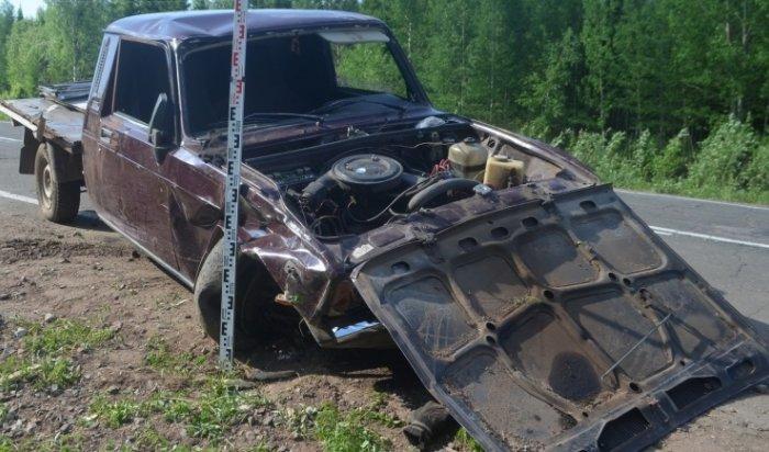 Пьяный водитель стал виновником смертельной аварии вПриангарье