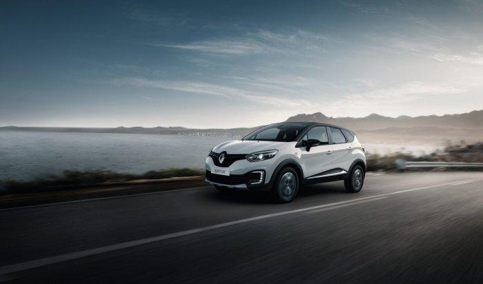 Новый Renault Kaptur поступил  нароссийский рынок