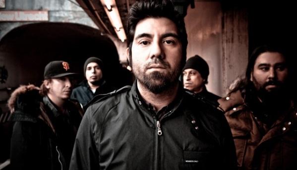 Лидер американской группы Deftones выступит сконцертом вжерле вулкана