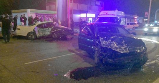 ВИркутске водитель, лишенный прав, погиб ваварии