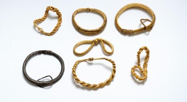 Датские археологи нашли золото викингов
