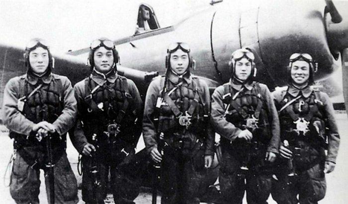 Накурильском острове нашли японский истребитель времен Второй мировой войны