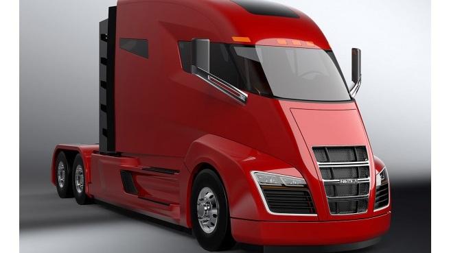 Компания Nikola Motor начала продажи электрических фур Nikola One