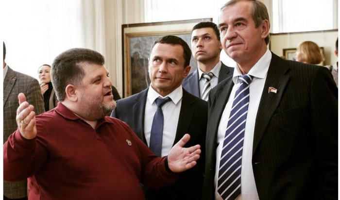 Александр Гимельштейн снят с должности директора художественного музея Иркутска
