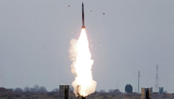 ВКС России провели испытание противоракеты ближнего действия