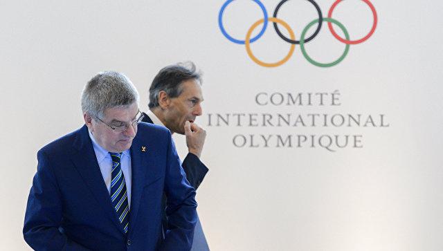 МОК неотстранил российскую сборную отучастия вОлимпийских играх