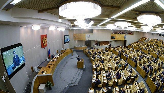 ВГосдуме приняли закон оконтроле заповедением госслужащих винтернете