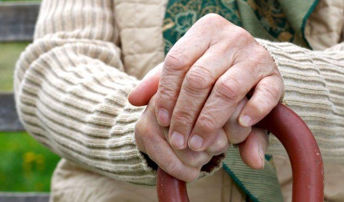 ВТайшетском районе неизвестные ограбили 86-летнюю пенсионерку