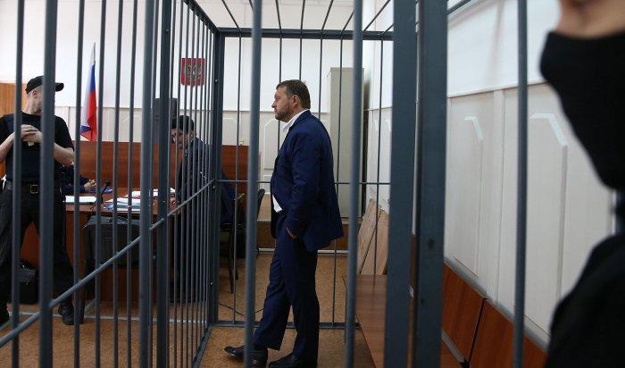 Губернатора Кировской области арестовали на два месяца за взятку
