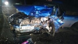 На автомобильной дороге М55Л произошла смертельная авария