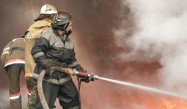 При пожаре вШелехове погиб мужчина