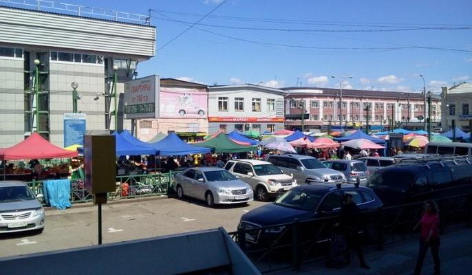 Уполномоченный по правам человека требует уволить директора Центрального рынка Иркутска