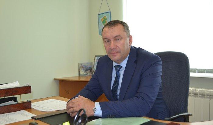 Руководителем службы по охране природы и озера Байкал стал  Борис Чернегов
