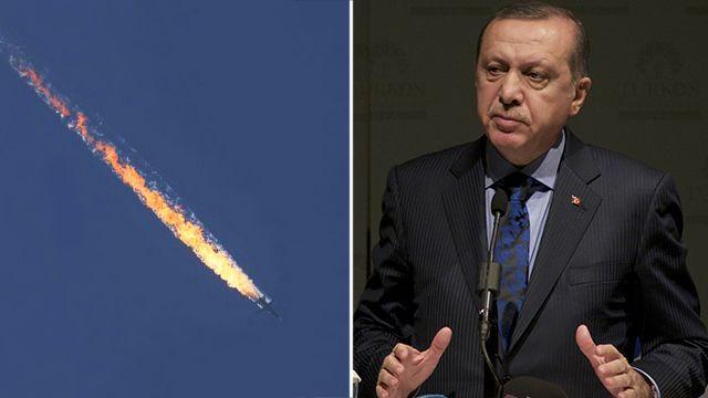 Турция назвала условия выплаты компенсации семье погибшего пилота Су-24