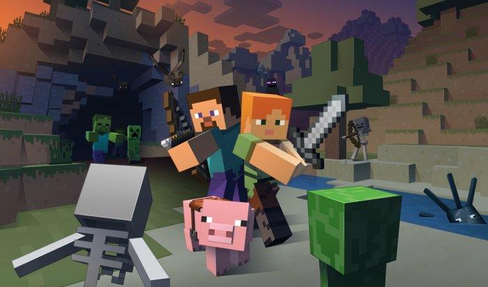 Весной 2019 года выйдет фильм по игре Minecraft