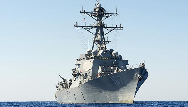 Пентагон: «Ярослав Мудрый» мешал «Гарри Трумэну» проводить операцию