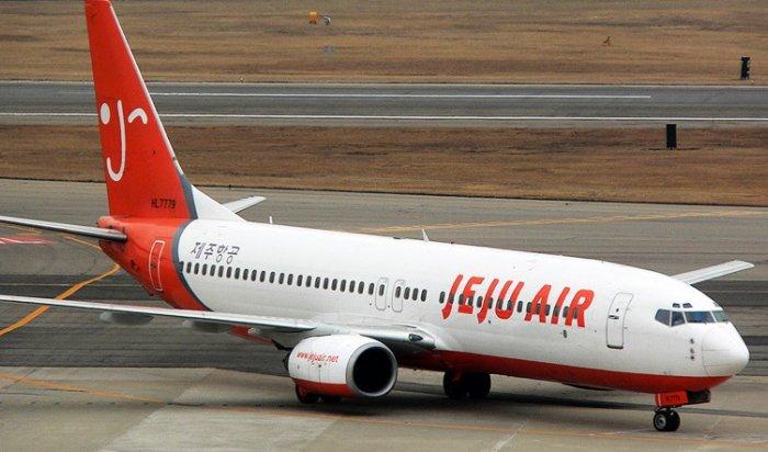 Корейская компания Jeju Air планирует начать полеты в Иркутск