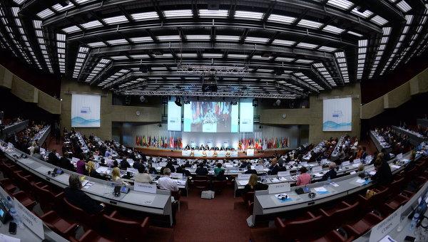 Россияотказалась обсуждать вПАОБСЕ проект резолюции Украины поКрыму
