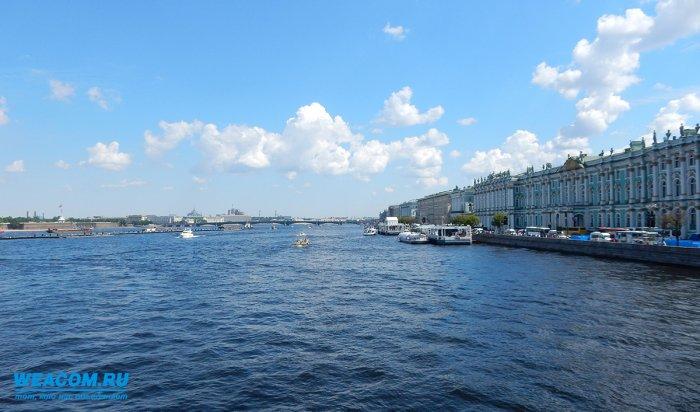 Дни Санкт-Петербурга проходят в Иркутской области