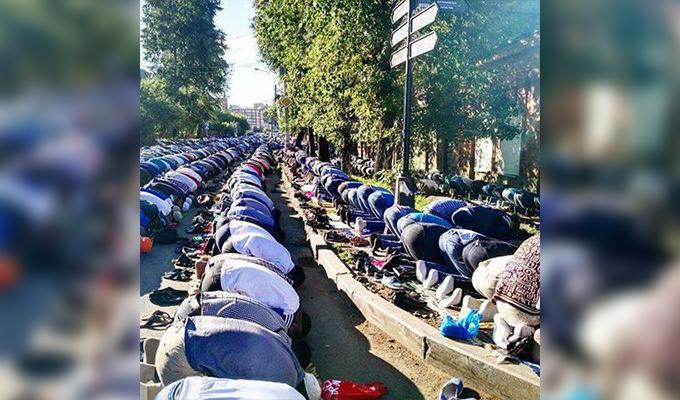 В Иркутской области 5 июля мусульмане празднуют Ураза-байрам