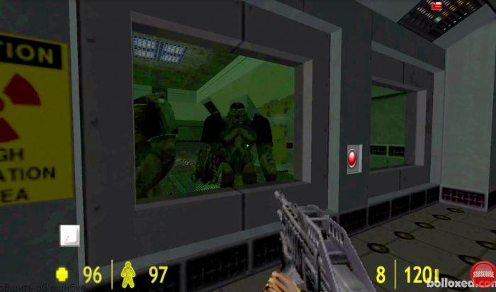 Популярный шутер Half-Life воссоздали вDoom