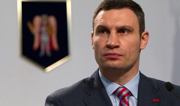 Кличко предупредил украинцев ориске остаться без отопления зимой