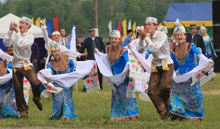 9 и 10 июля в Иркутской области будут праздновать Сабантуй