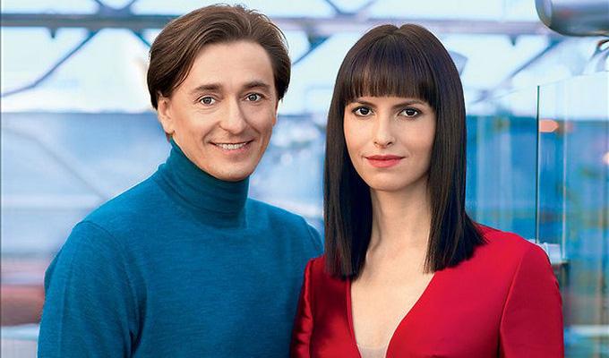 Сергей Безруков и Анна Матисон стали родителями