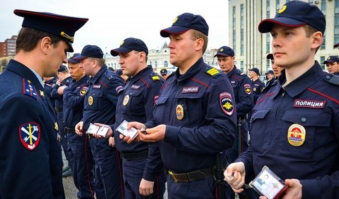 Эта служба и опасна, и трудна... Как работают полицейские в Приангарье?