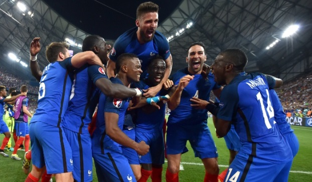 Франция обыграла Германию ивышла вфинал Евро-2016