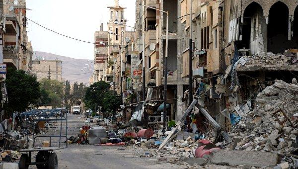 СМИ: в Сирии из американского оружия сбит вертолет с российским экипажем