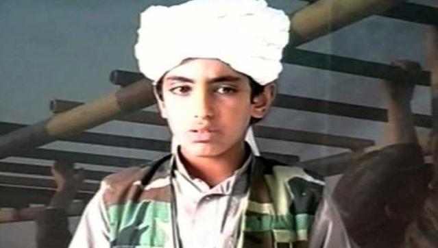 Сын Усамы бен Ладена пообещал отомстить США засмерть отца