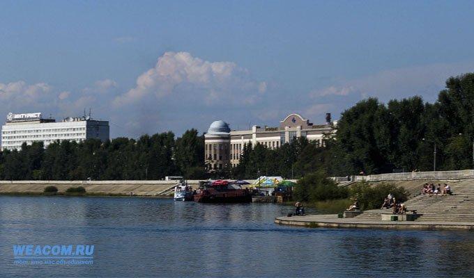 Дмитрий Бердников  поддержал идею организации фестиваля иркутских звезд