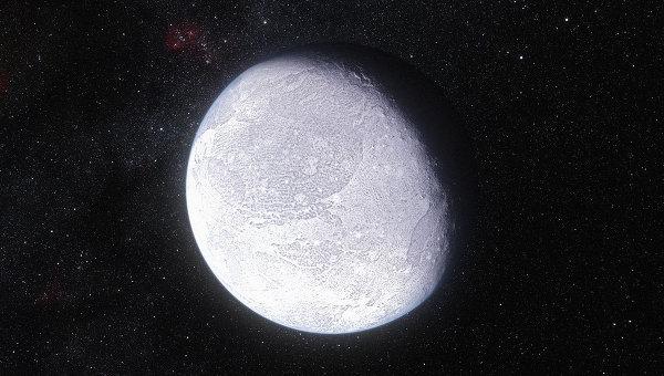 Ученые нашли самую далекую планету Солнечной системы