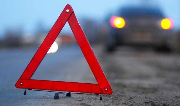 В Чунском районе в ДТП с участием 17-летнего водителя погиб мужчина
