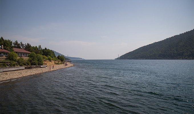 В Листвянке планируют расширить трассу в сторону озера Байкал