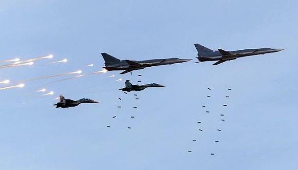 Авиаудар России поИГИЛ вСирии стал ответом нагибель вертолетчиков