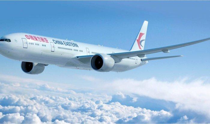 Компания China Eastern Airlines запускает рейсы в Иркутск из городов Тяньцзинь и Сиань