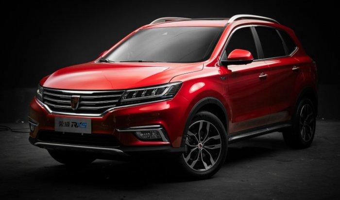 Китайский производитель представил «интернет-автомобиль»
