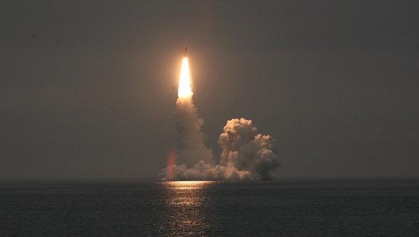 ВРоссии разработают новую баллистическую ракету