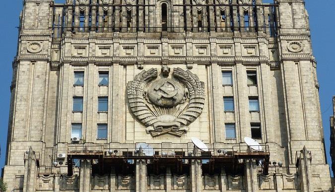 ВМИД рассказали опланах обвинить Россию вприменении химоружия вСирии