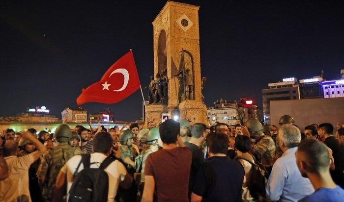 Турецкие военные заявили озахвате власти встране
