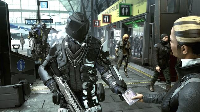 ВСети появился геймплейный видеоролик к DeusEx: Mankind Divided