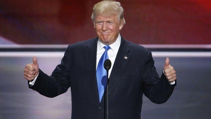 Трамп официально стал кандидатом впрезиденты отРеспубликанской партии