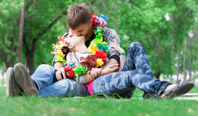 День поцелуев отметят 24 июля в Иркутске